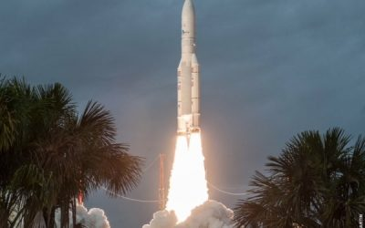 Ariane 5 spinge Galileo