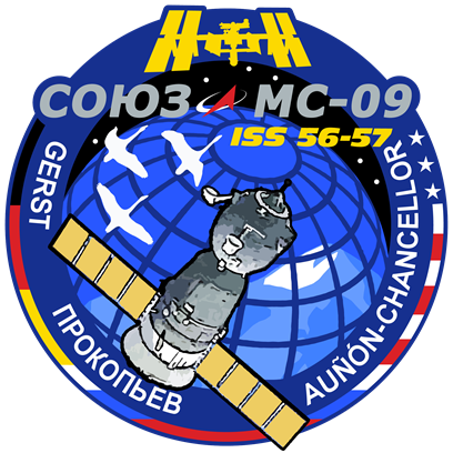 Expedition 56/57 sulla ISS