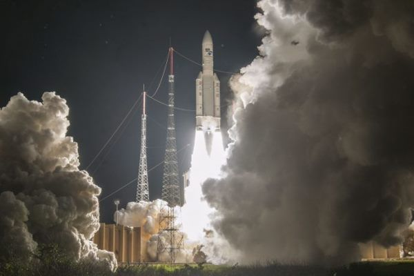 Ariane 5 a quota 100